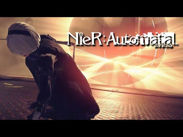 NieR: Automata – Official Arsenal of Elegant Destruction Gameplay Trailer