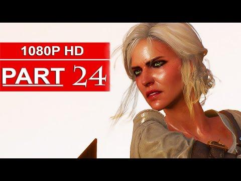 The Witcher 3 Gameplay Walkthrough Part 24 [1080p HD] Witcher 3 Wild Hunt - No Commentary