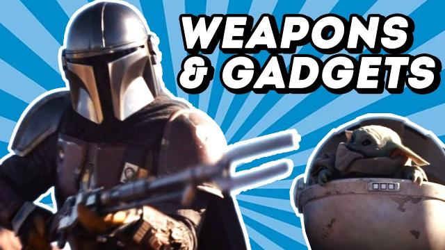 The Mandalorian's Full Arsenal Explained: All Weapons, Gadgets & Armor!