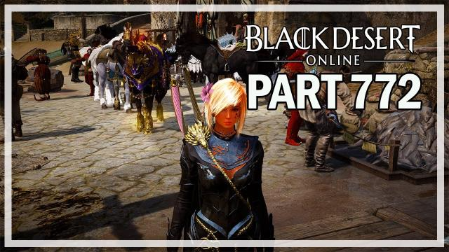 CRON STONES - Let's Play Part 772 - Black Desert Online