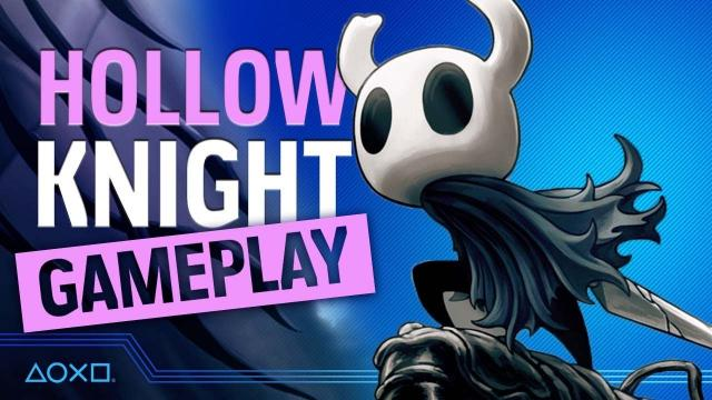 Hollow Knight - Exploring Hallownest!
