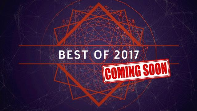Get Ready For GameSpot's Best of 2017 Awards!