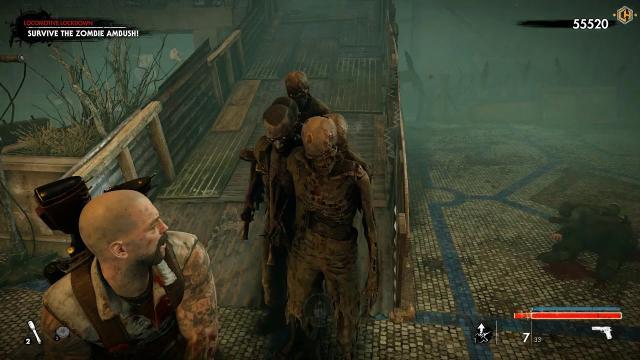 Zombie Army 4 - Dead War Trainer +17