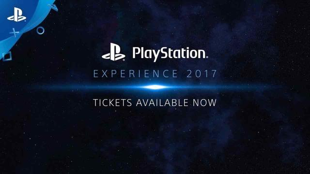 PlayStation Experience 2017: 2 Day Tickets Available Now!