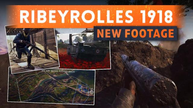 ► NEW ASSAULT WEAPON REVEALED?! - Battlefield 1 They Shall Not Pass DLC (New Gameplay)