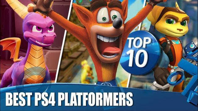 Top 10 Best Platformers on PS4