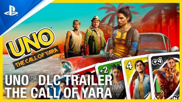 UNO: The Call Of Yara - Official Launch Trailer   PS4