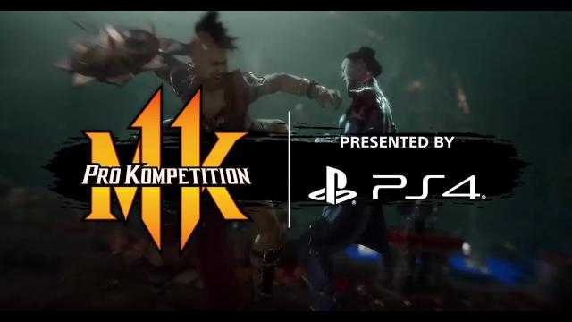 MK11 Pro Kompetition: North American League - NA East Week 2