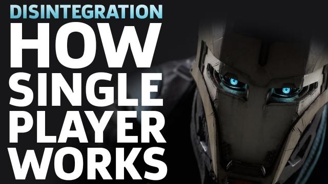 How Disintegration's Single Player Works