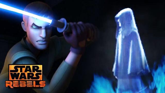 Star Wars Rebels Season 4 - NEW OFFICIAL TRAILER!