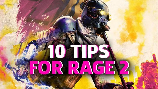 Rage 2 Starter's Guide: Ark Locations, Abilities To Upgrade, And More
