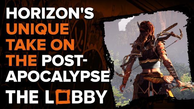 Horizon Zero Dawn's Unique Take on the Post-Apocalypse - The Lobby