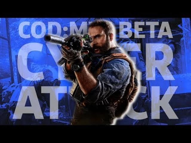 COD:MW Beta Cyber Attack | GameSpot Live