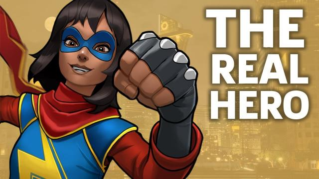 Why Ms. Marvel Is The Real Hero Of The Avengers Game
