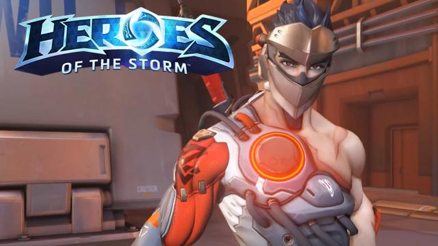 Heroes of the Storm - Official Genji Spotlight