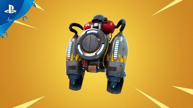 Fortnite - New Item: Jetpack | PS4