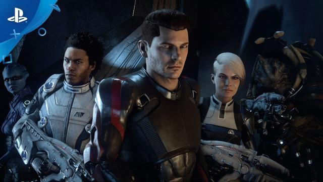 Mass Effect: Andromeda – Official Cinematic Trailer #2   PS4