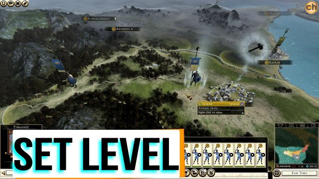 Total War: Rome 2 Rise of the Republic +9 Trainer