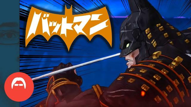 3 Batman Manga to read before Batman Ninja