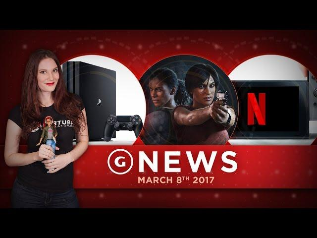 Switch Plans To Support Netflix & Huge PS4 Update Coming Tomorrow! - GS Daily News