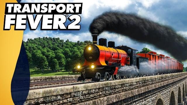 I think it WORKED! What's NEXT?! | Transport Fever 2 (Part 17)