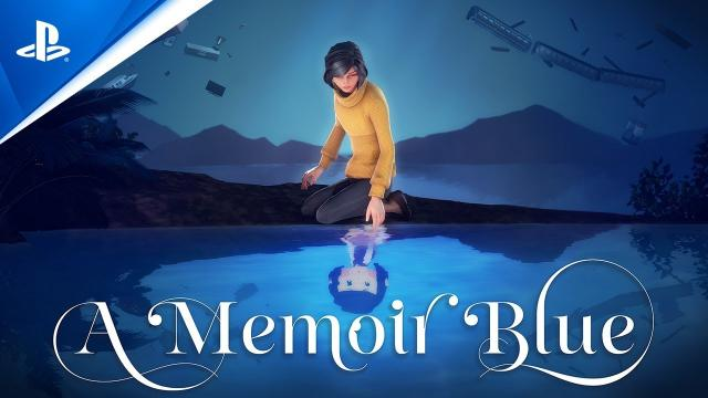 A Memoir Blue - Reveal Trailer | PS5, PS4