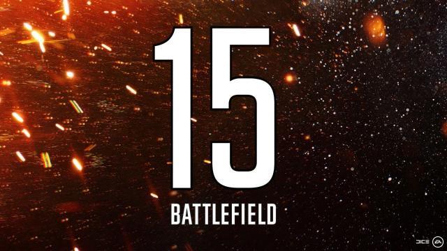 ► 15 YEARS OF BATTLEFIELD GAMES!
