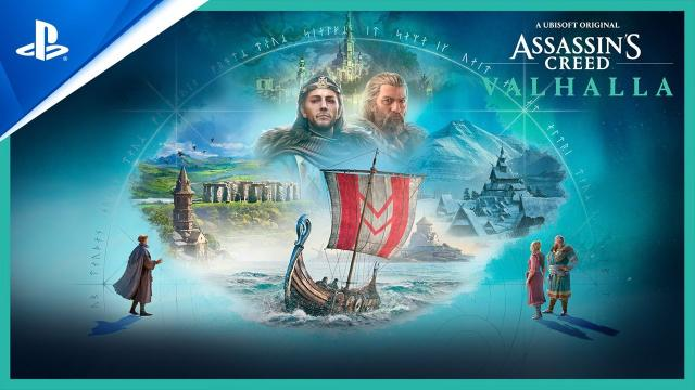 Assassin's Creed Valhalla - Discovery Tour: Viking Age | PS5, PS4