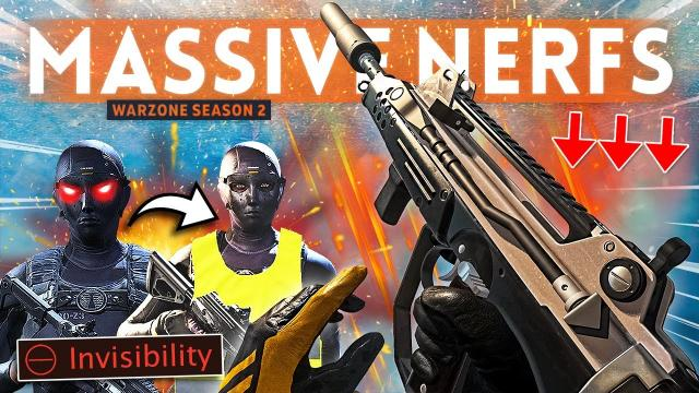 Warzone: MASSIVE NERFS Incoming - FFAR, M16, AUG, Sykov, Roze Skin & MORE confirmed by Raven!