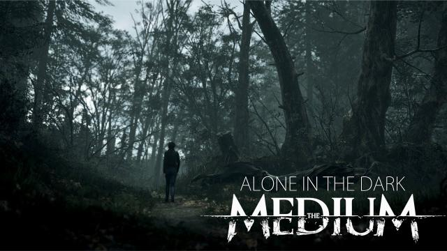 Alone In the Dark - The Medium Ray Tracing Cinematic