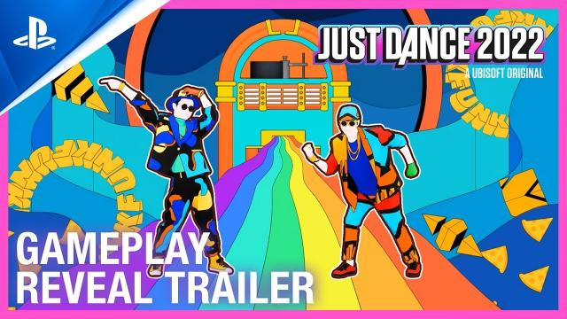 Just Dance 2022 - Gameplay Reveal Trailer | PS5, PS4