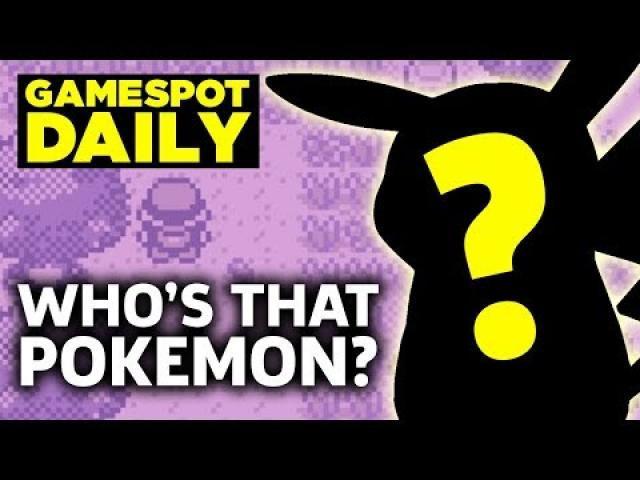 Weird Unused Pokemon From Red And Blue Revealed - GameSpot Daily