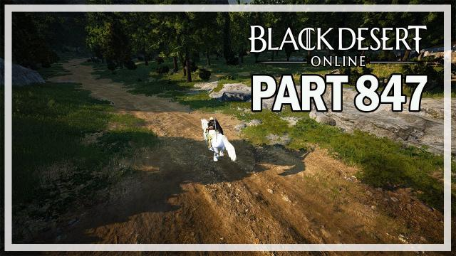 Black Desert Online - Let's Play Part 847 - Mythical Feathers