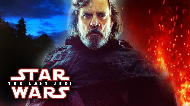 Star Wars The Last Jedi - DARK SIDE REY Teased by LucasFilm