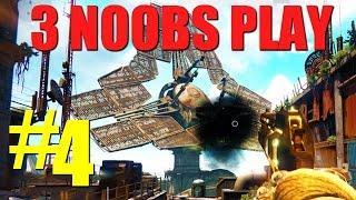 3 Noobs Play - Destiny - The Last Array - Part 4
