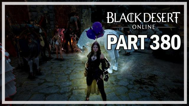 Black Desert Online - Dark Knight Let's Play Part 380 - Dark Rift