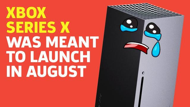 Xbox Series X Could've Been Here In August | Save State