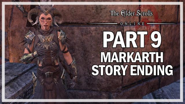 The Elder Scrolls Online - Markarth Walkthrough Part 9 - Story Ending