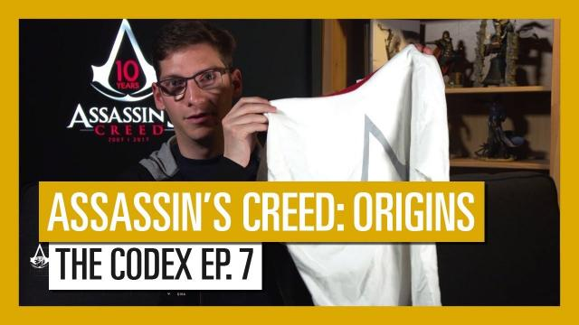 The Codex Ep. 7: Assassin's Creed Origins Livestreams, Photomode, & 10 years!