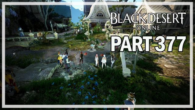 Black Desert Online - Dark Knight Let's Play Part 377 - TET Basilisk Belt