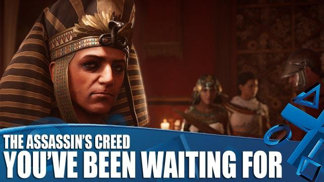 5 Reasons Assassin's Creed Origins Is The One You've Been Waiting For