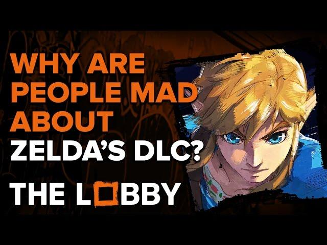 Why Are People Mad About Breath of the Wild's DLC? - The Lobby