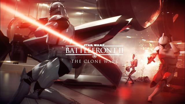 Star Wars The Clone Wars - Battlefront 2 Cinematic