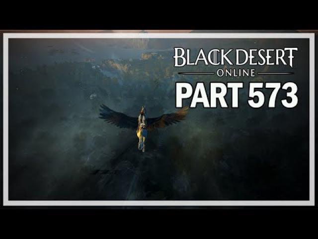 Black Desert Online - Dark Knight Let's Play Part 573 - Karanda Boss