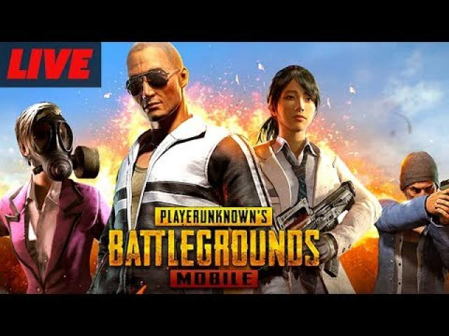PUBG Mobile Gameplay Live