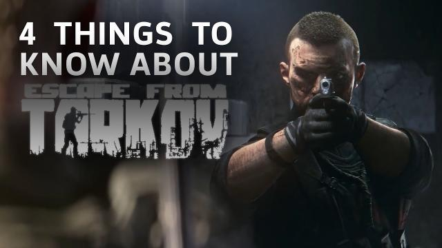 4 Things You Should Know About the Escape From Tarkov Alpha