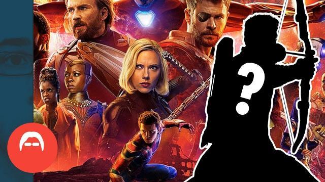 Seriously, Where's Hawkeye?