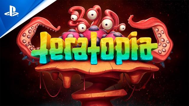 Teratopia - Launch Trailer | PS4