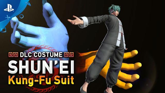 The King of Fighters XIV - Shun'ei Kung Fu Suit Costume Trailer | PS4
