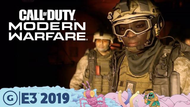 Why Call of Duty: Modern Warfare Isn't Just A Reboot | E3 2019